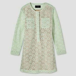 Victoria Beckham For Target Mint Green Dress NWT!